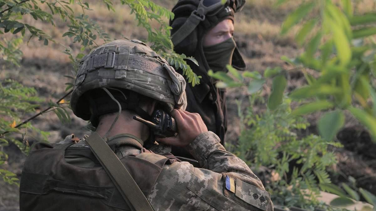Окупанти на Донбасі поранили українського військового: в якому він стані - Україна новини - 24 Канал