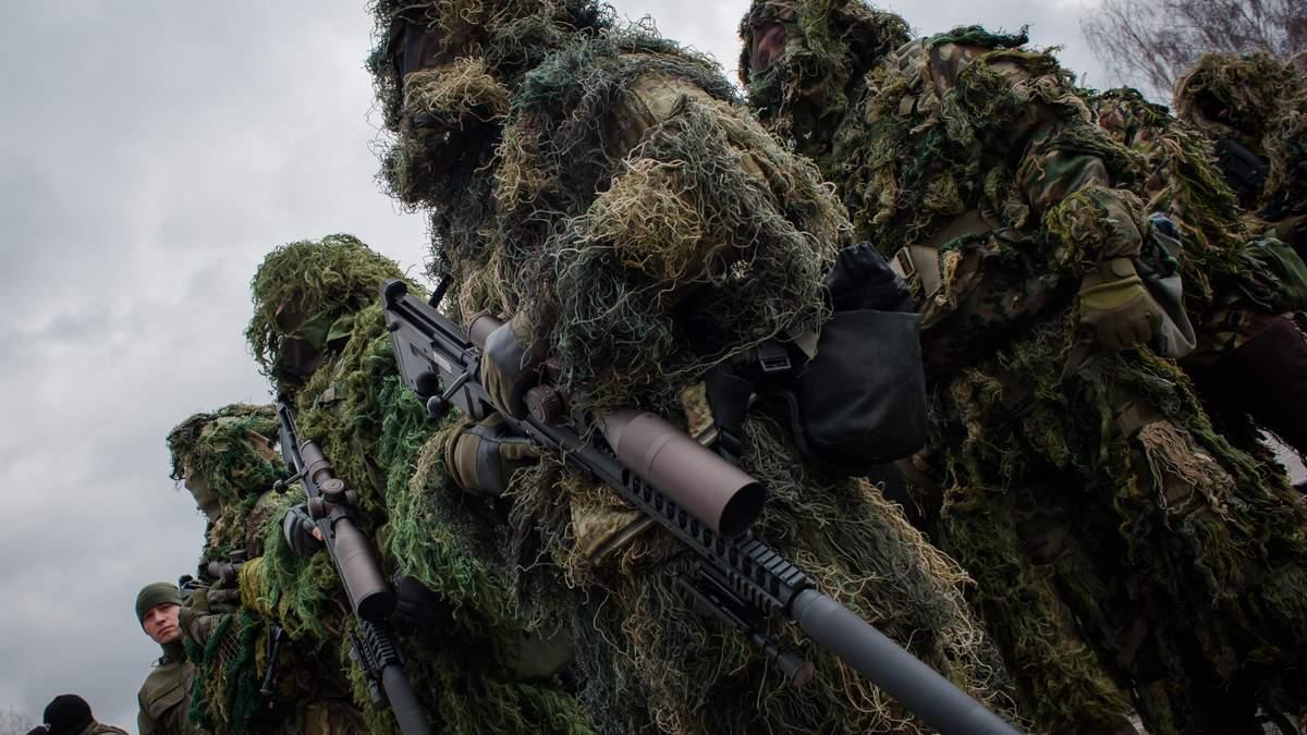 На небезпечні антиснайперські системи Міноборони витратило майже 9 мільйонів гривень - Україна новини - 24 Канал