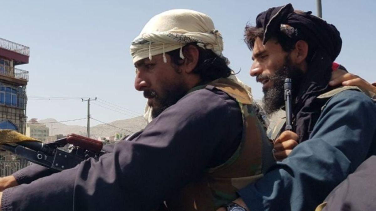 """Facebook видалить акаунти """"Талібану"""" та заборонить весь контент - 24 Канал"""