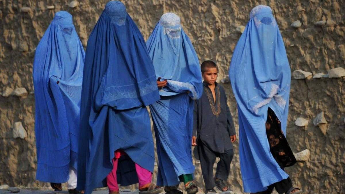 Росія повернула в Афганістан дівчину, яка втікала від насильного одруження - Україна новини - 24 Канал