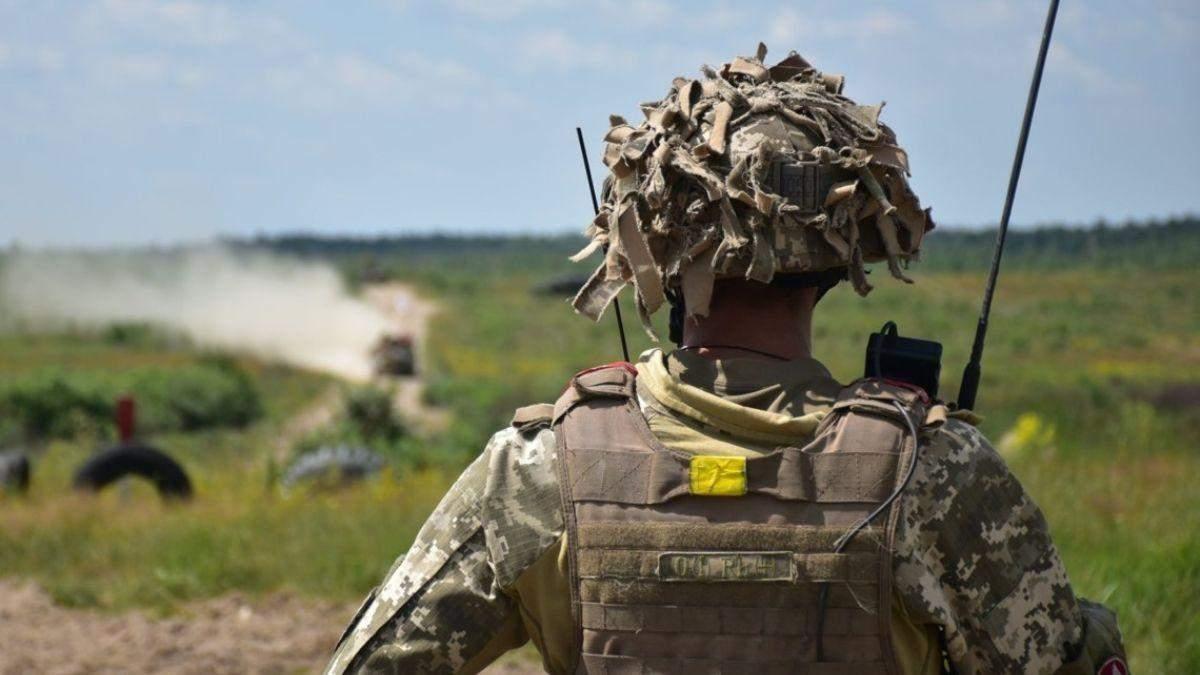 Окупанти на Донбасі вбили українського військового - Україна новини - 24 Канал