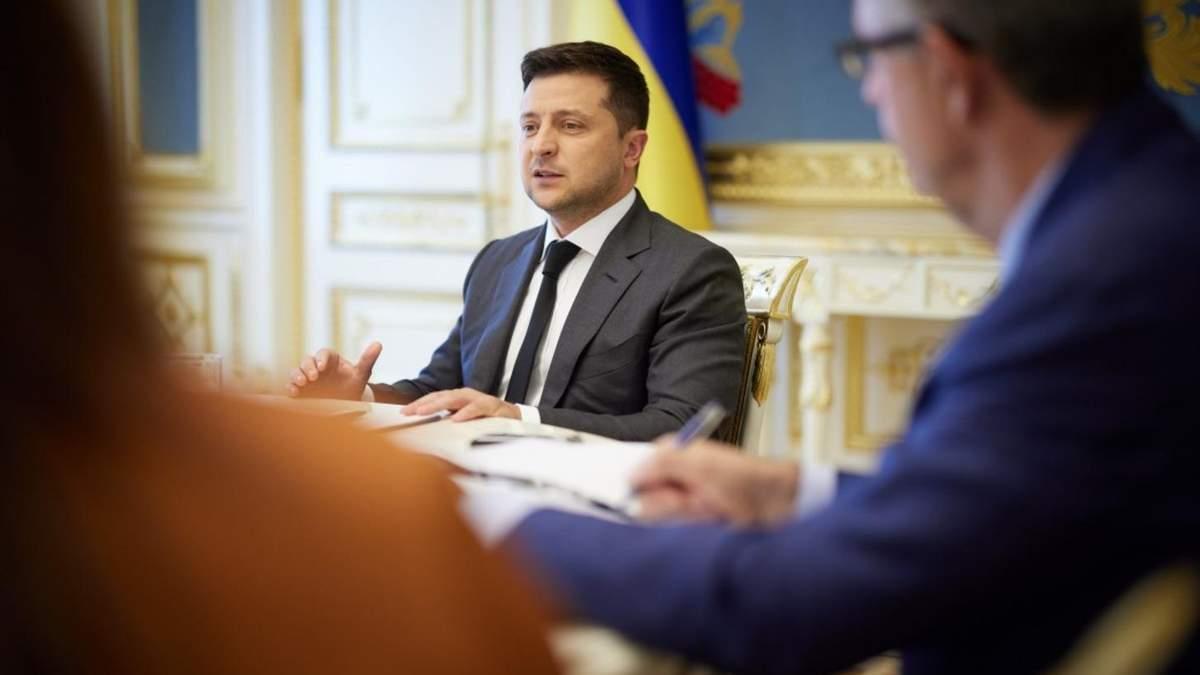"""Вырастет цена на газ для украинцев – Зеленский об угрозах """"Северного потока-2"""""""