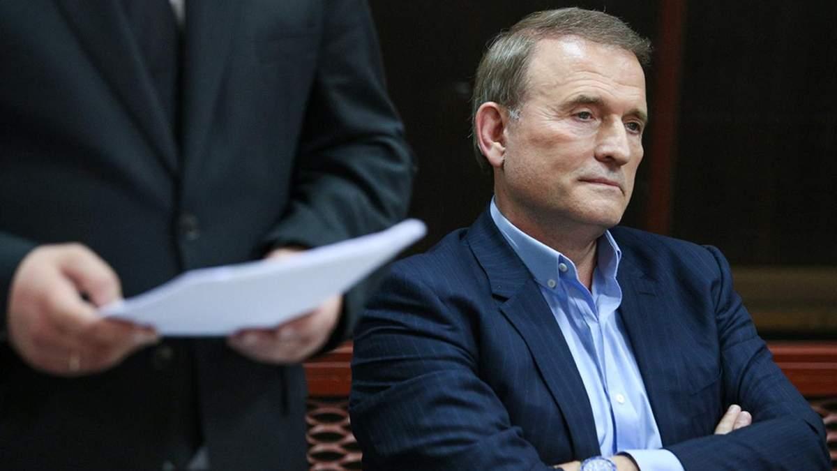 Кума Путина загоняют в угол: США блокирует миллионы Медведчука - новости Беларусь - 24 Канал