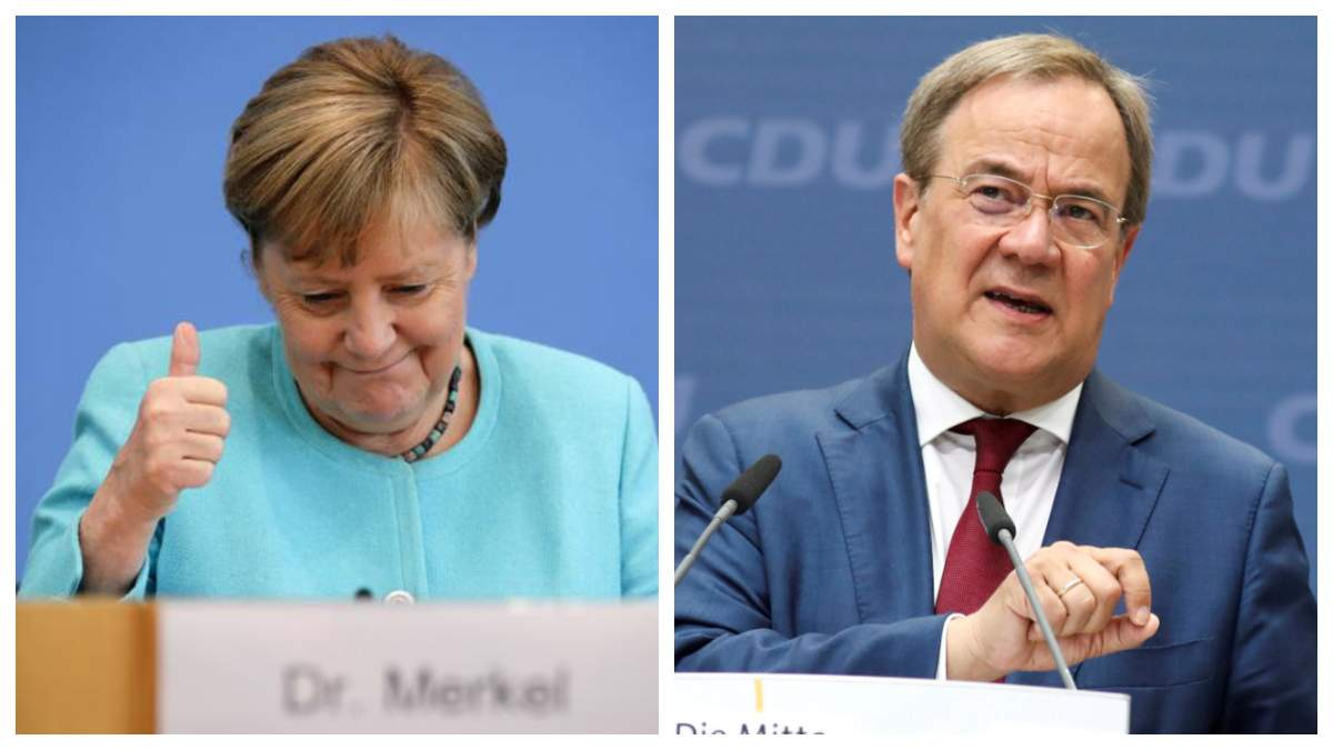 Твердо убеждена, – Меркель официально назвала своего потенциального преемника - 24 Канал
