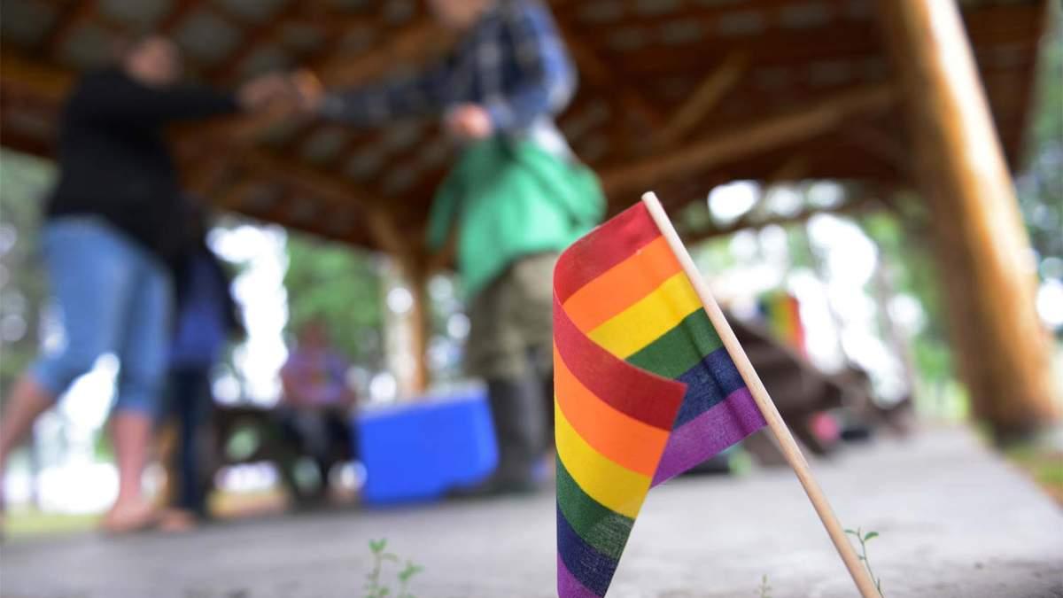 Украинцы относятся к ЛГБТ значительно хуже, чем к атеистам