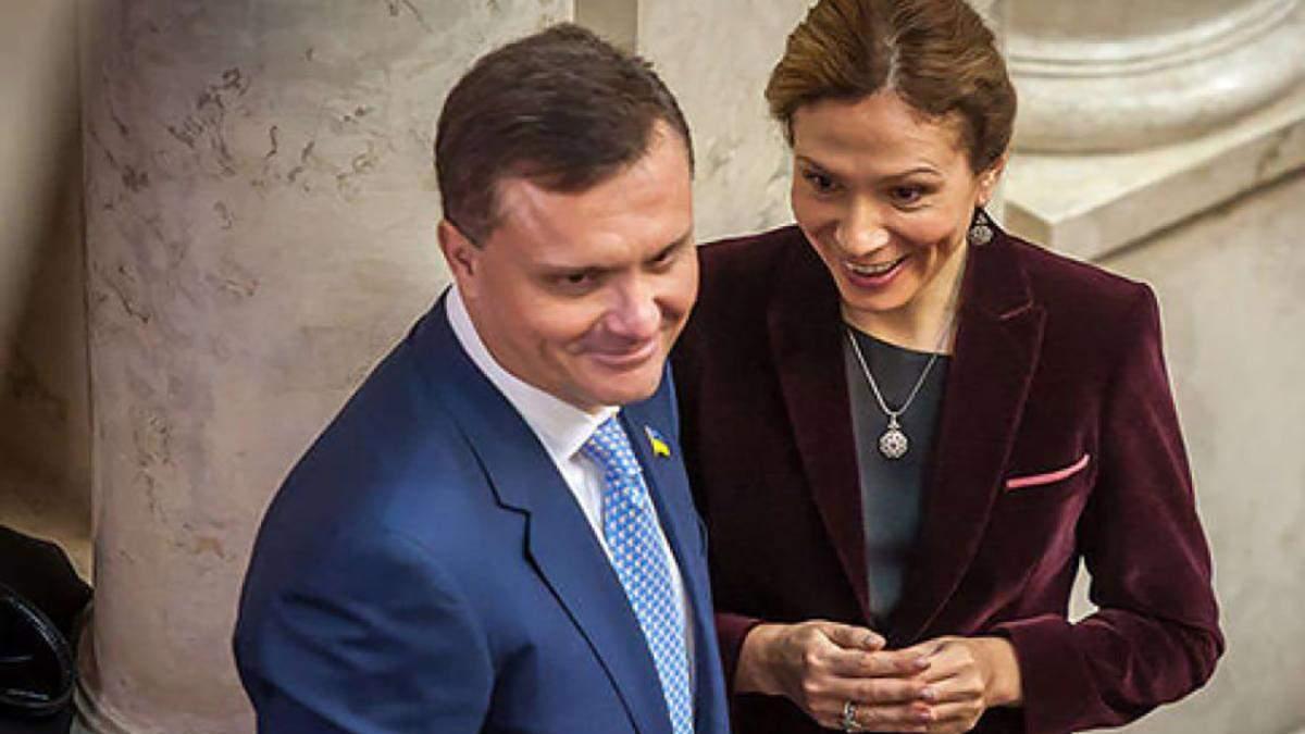 В новом санкционном списке России оказались пророссийские Сергей и Юлия Левочкины