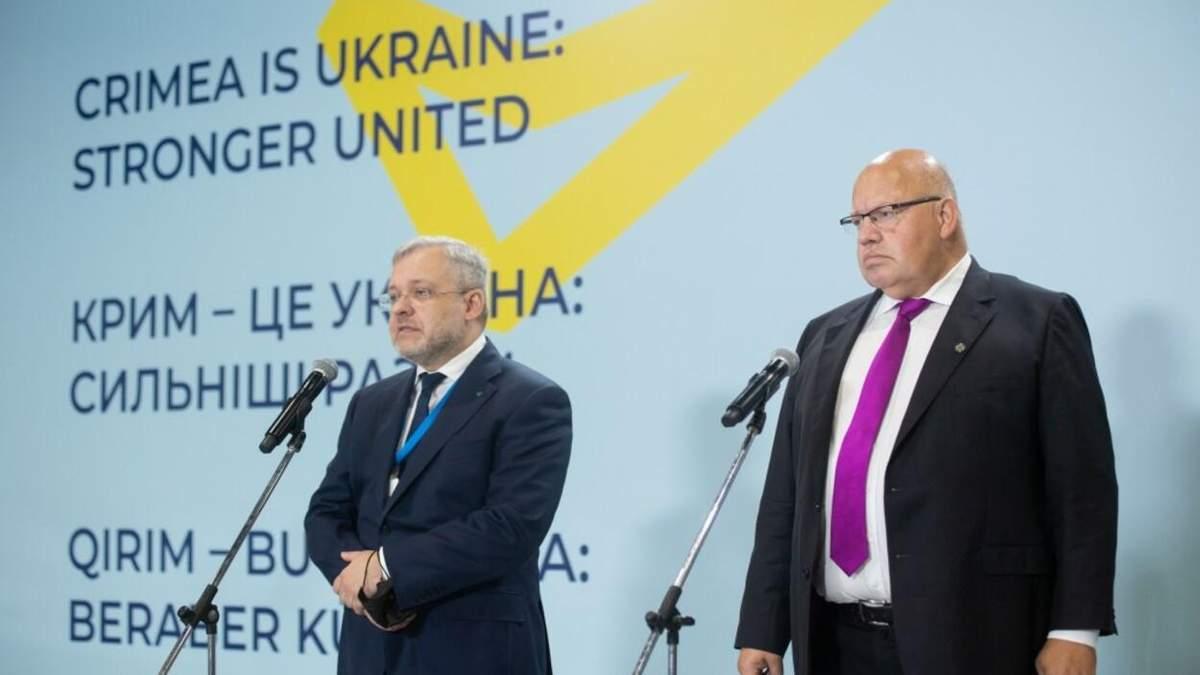 """Министры энергетики Украины, Германии и США обсудили угрозы """"Северного потока-2"""""""