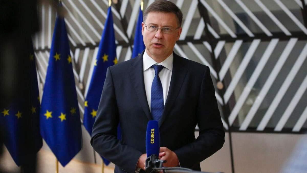 """Это не общеевропейский проект – в ЕС возразили Меркель насчет """"Северного потока-2"""""""