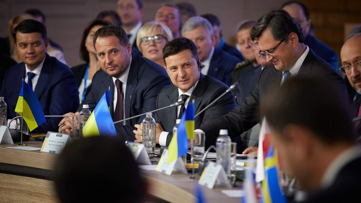 Декларация Крымской платформы предусматривает санкции против России