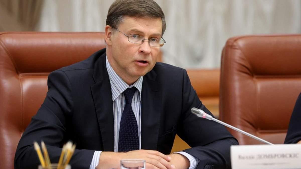 Успіхи упродовж цих 30 років вражають, – віцепрезидент Єврокомісії про Україну - 24 Канал
