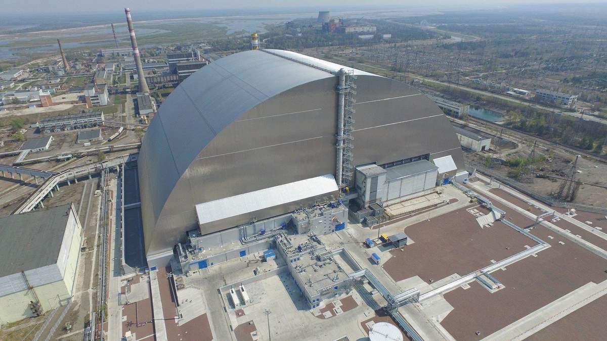 У Чорнобилі на День Незалежності відкрили сховище ядерних відходів - Новини Києва - Київ
