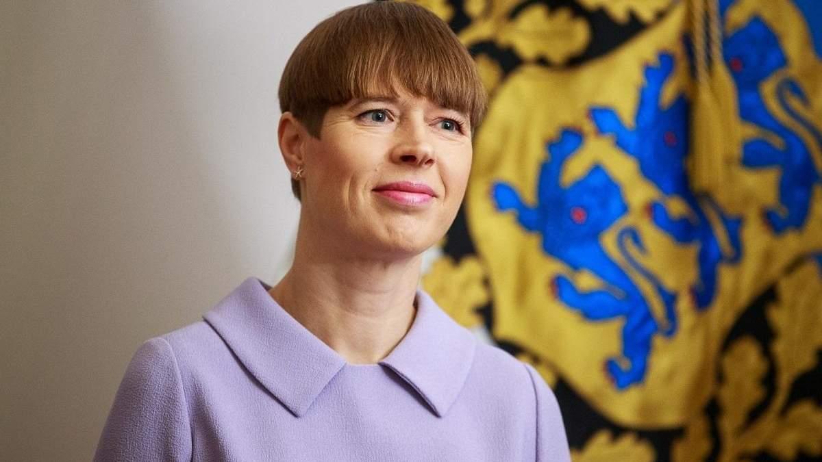 До полной деоккупации, – президент Эстонии считает, что Украина пока не может стать членом НАТО