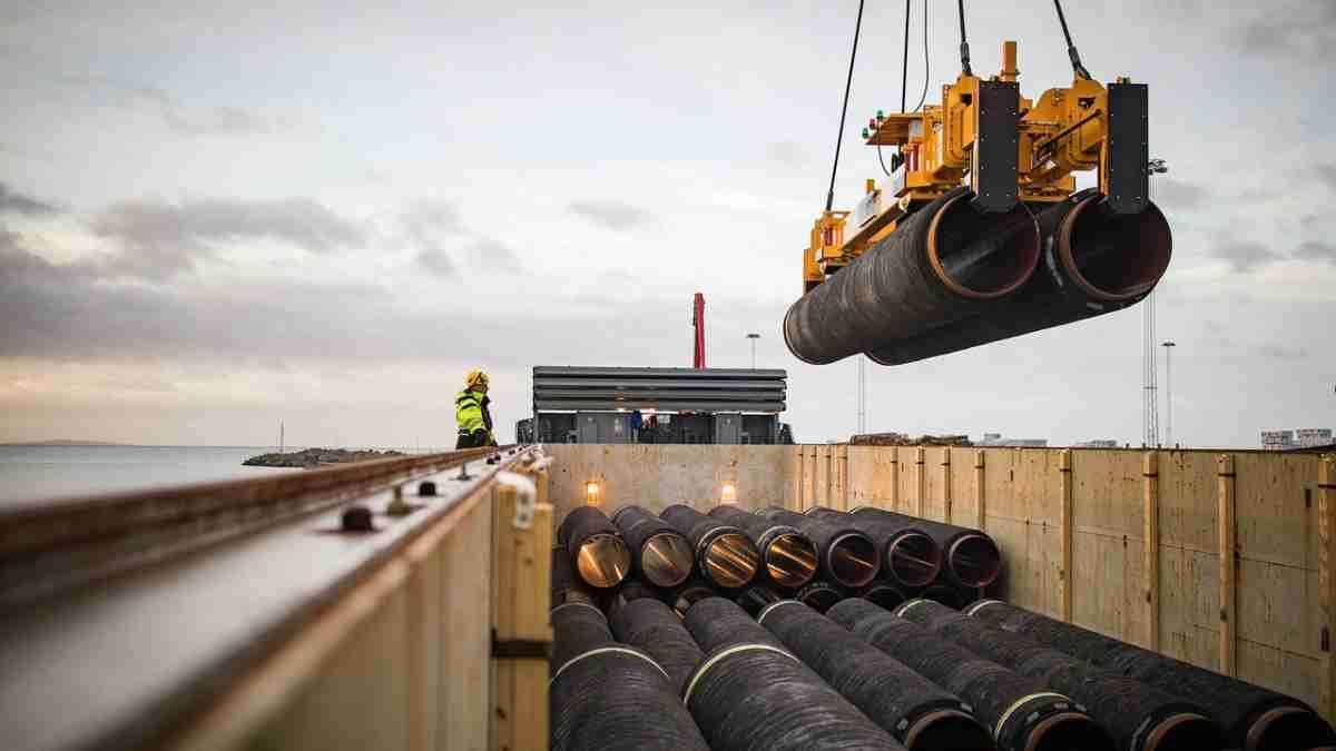 """Німецький суд виніс рішення про """"Північний потік-2"""": обмежили доступ """"Газпрому"""" - Новини Росія - 24 Канал"""