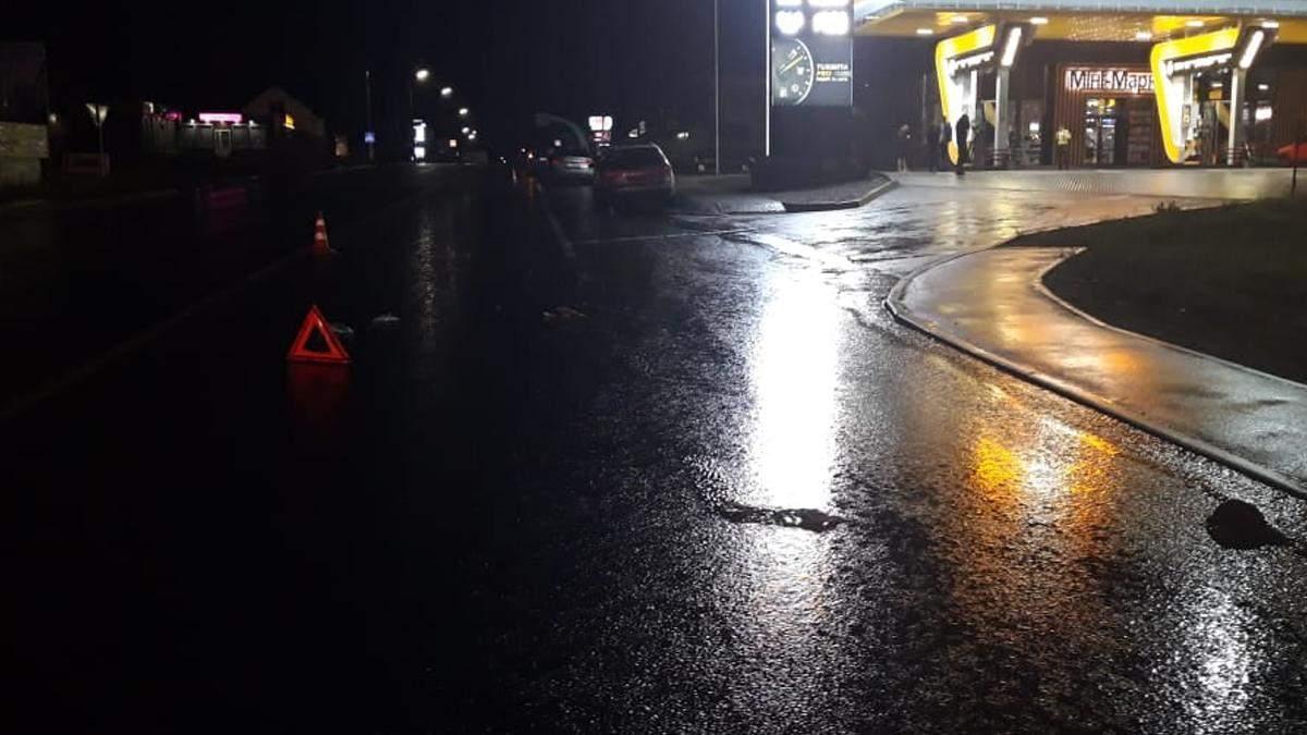 На Київщині поліцейський збив пішохода: обидва у лікарні - Київ