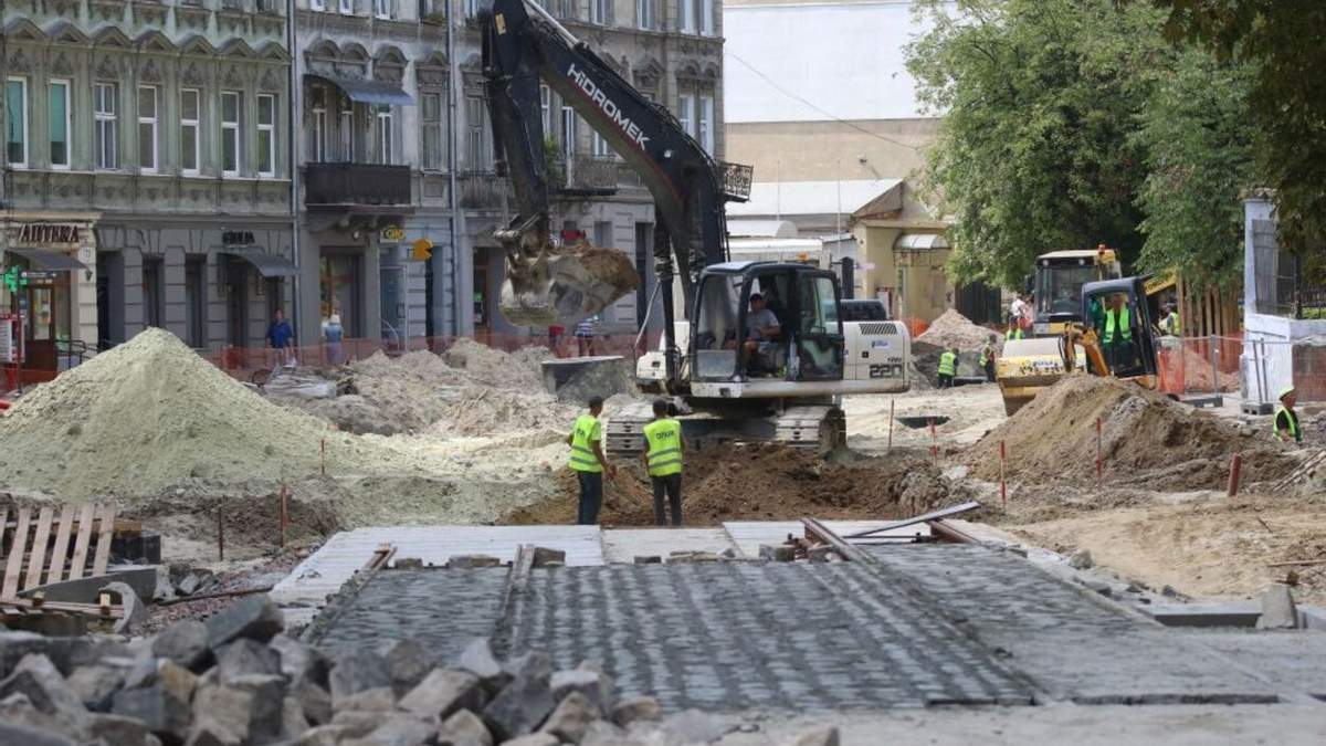Маємо амбітні плани, – Садовий розповів, коли у Львові завершаться ремонти доріг - Новини Львова - Львів
