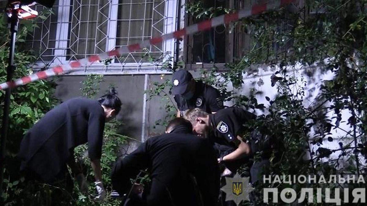 У Києві чоловік виштовхав співмешканку з 7-го поверху: вона померла, а вбивцю затримано - Київ