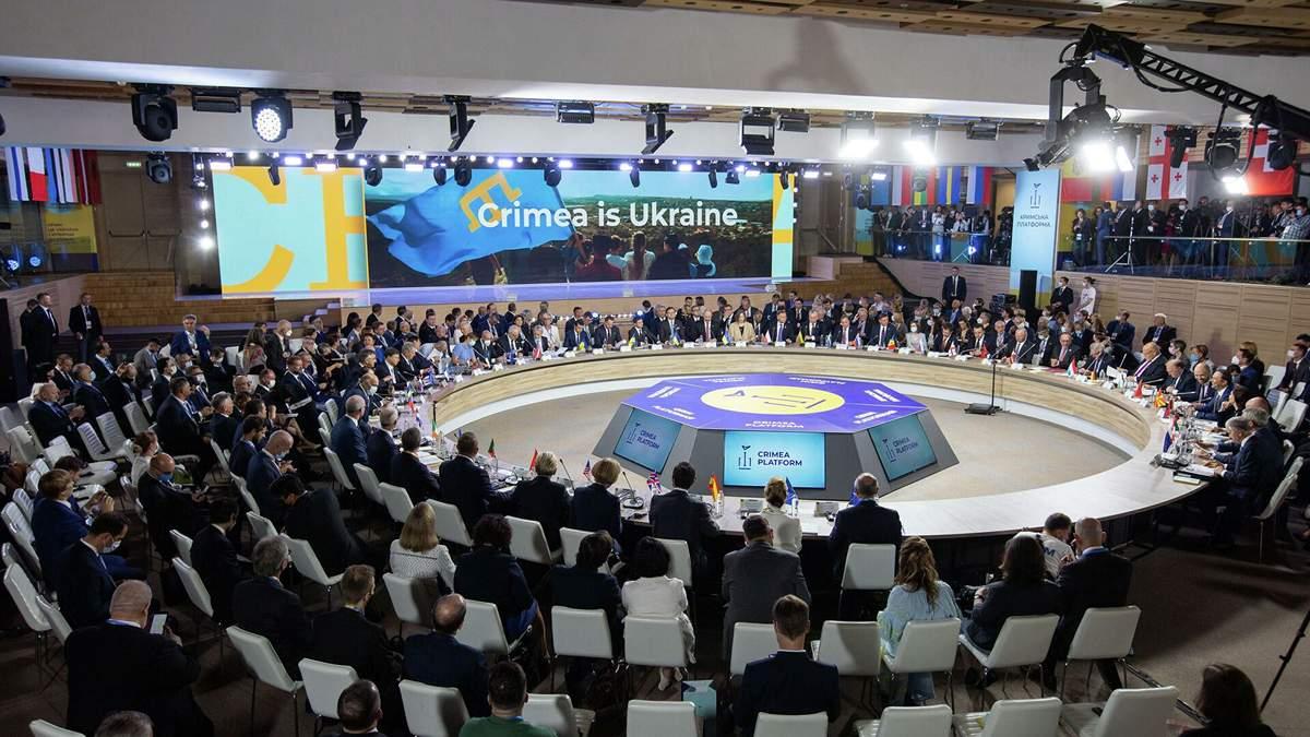 Крымская платформа попала в цель, – Казанский об истерике России