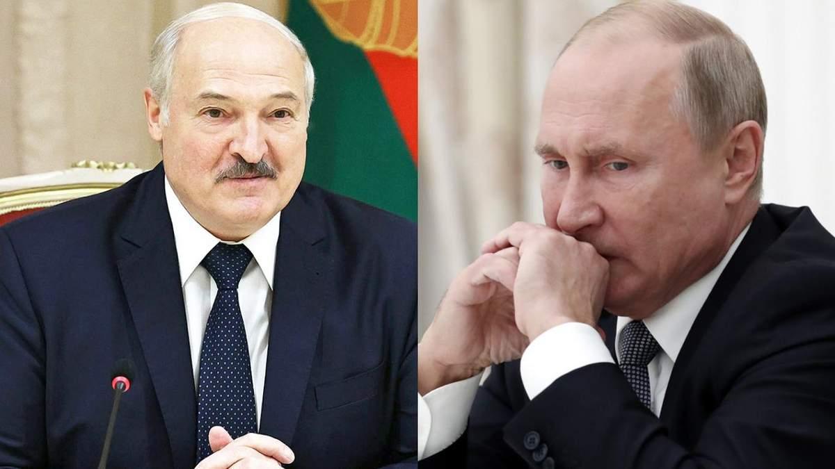 Путін панічно боїться повторення долі Лукашенко: що наговорив Навальний в інтерв'ю - новини Білорусь - 24 Канал