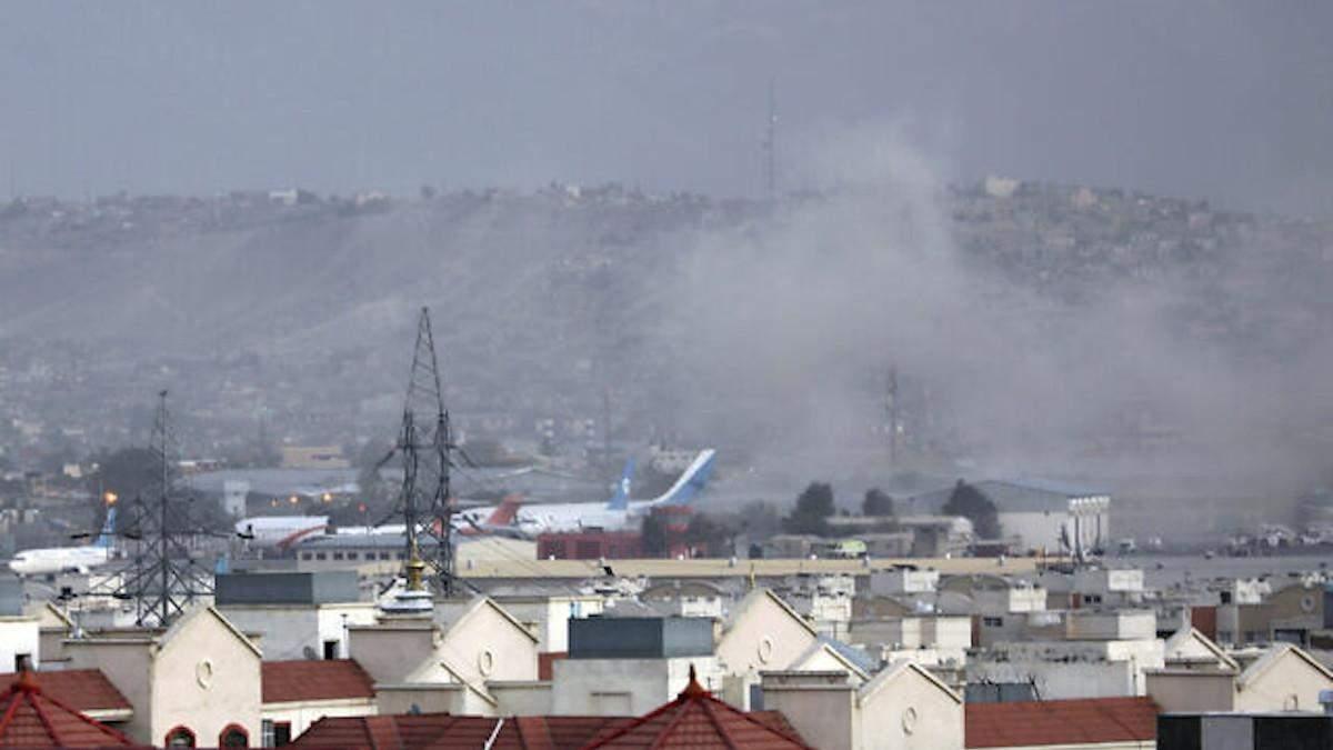 Серія вибухів у Кабулі: кількість загиблих сягнула 90, США очікують продовження атак терористів - 24 Канал