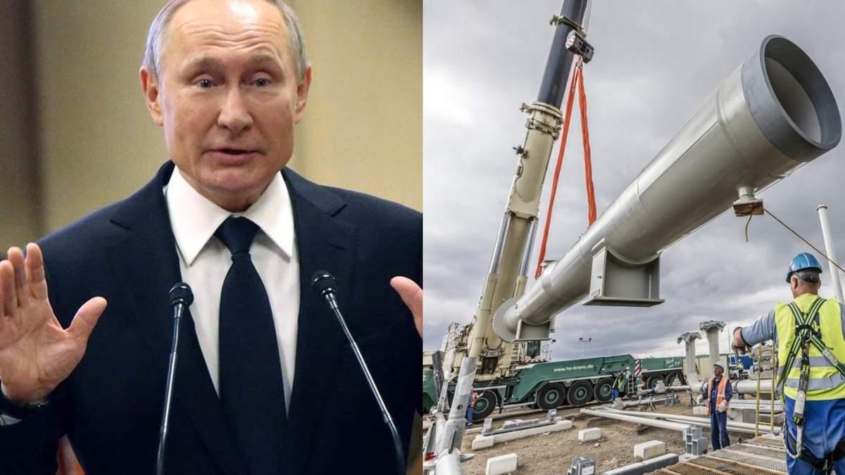 """""""Северный поток-2"""" не запустится так быстро, как хотел Путин, – советник главы """"Нафтогаза"""""""
