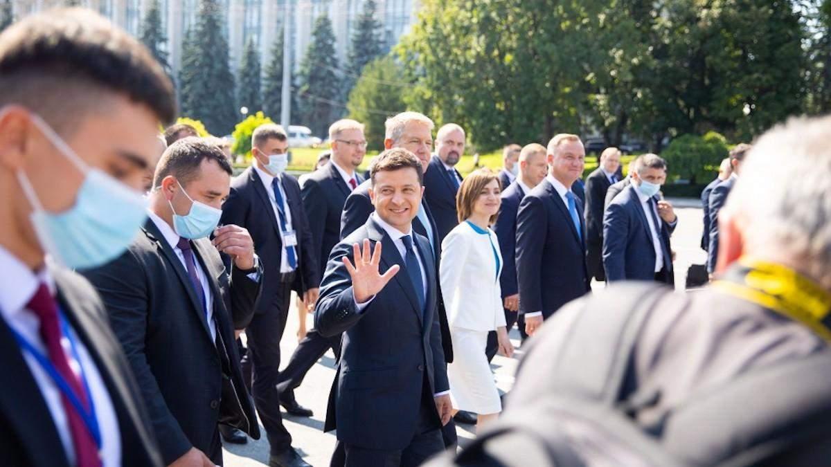 Питання Придністров'я: Зеленський пообіцяв Санду підтримувати суверенітет Молдови - 24 Канал