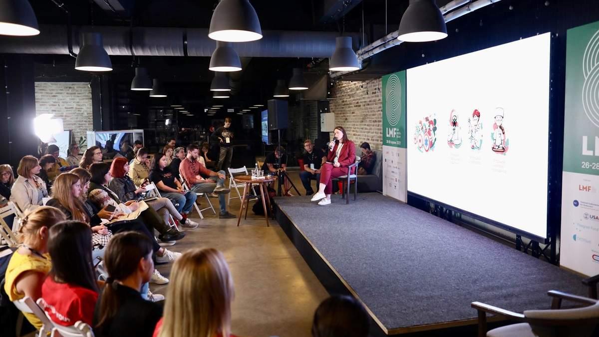 Війна на Донбасі, Білорусь, фейки про COVID-19: закінчився другий день Lviv Media Forum - новини Білорусь - Львів