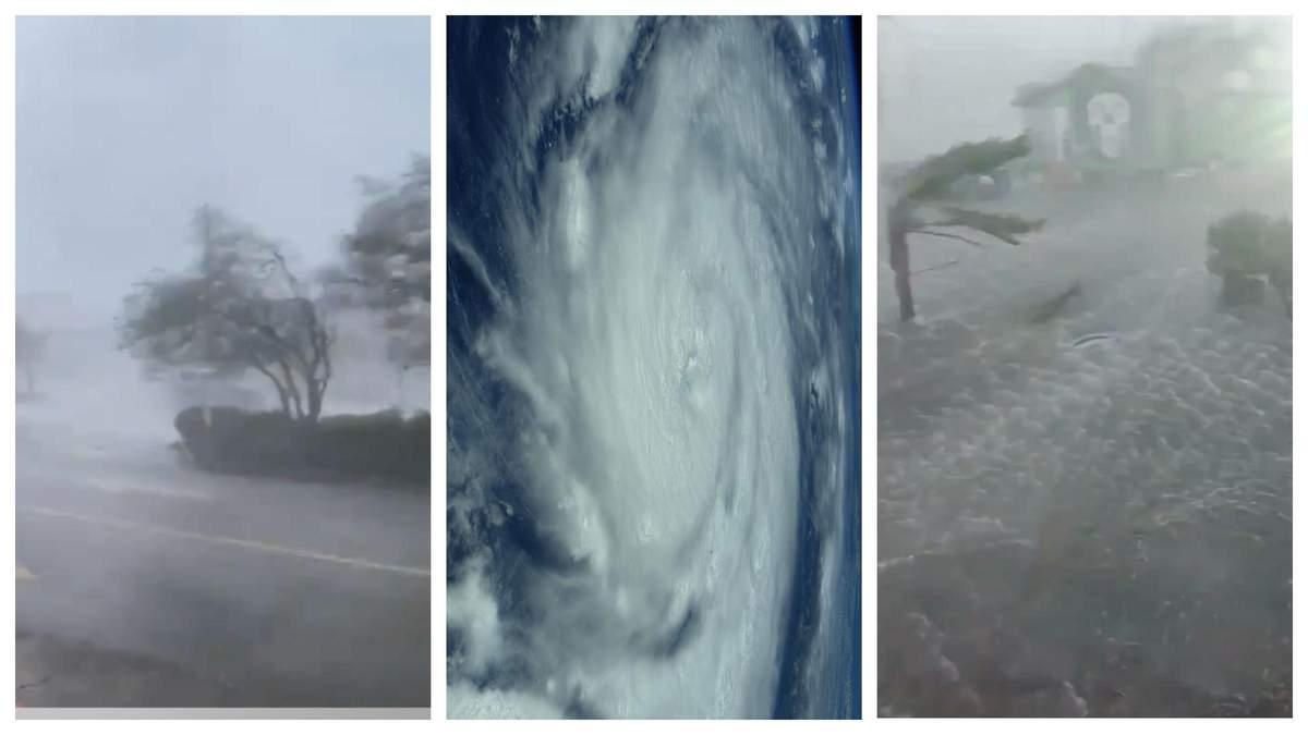 Ураган Іда завдав удару по півдню США: перші фото та відео стихії