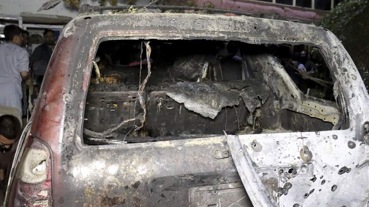 Жертвами авіаудару США у Кабулі стали 9 людей: серед них – шестеро дітей - 24 Канал