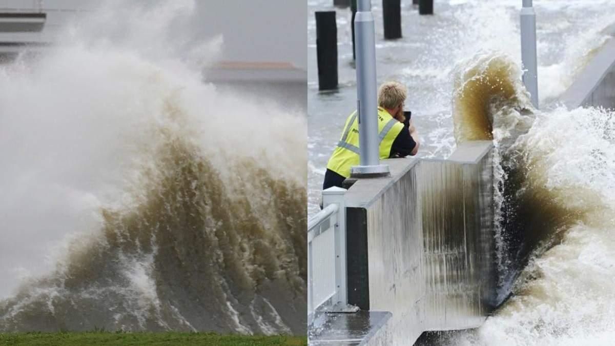 Ураган Ида движется по территории США и оставляет за собой наводнения и разрушения: есть жертва