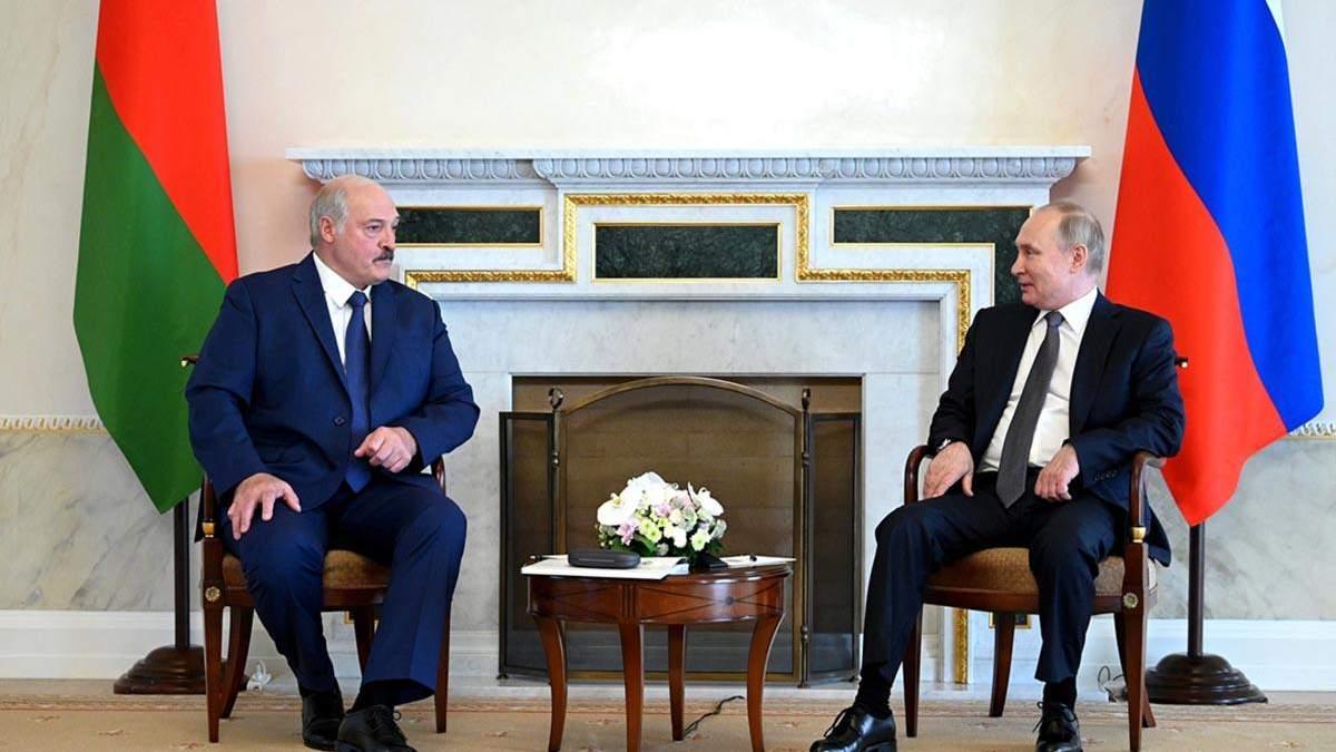 Показушная встреча, – соратник Тихановской сказал, что означает план интеграции РФ с Беларусью