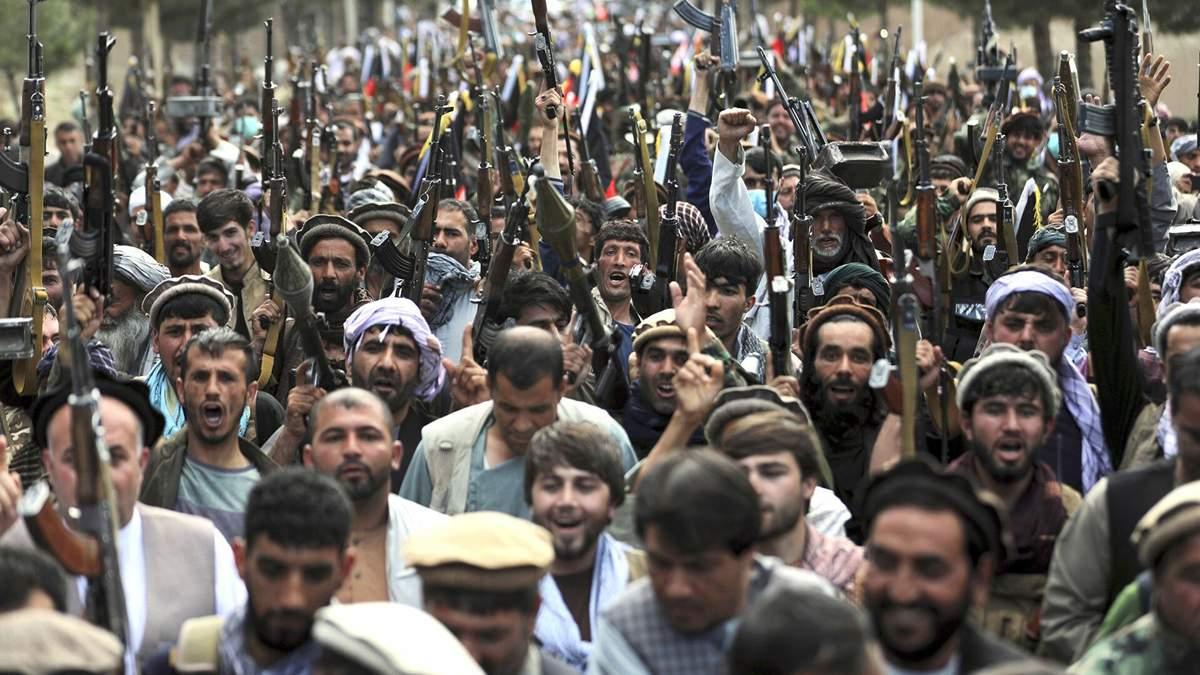 """День тріумфу """"Талібану"""": США не вдалося прищепити Афганістану цінності Заходу - 24 Канал"""