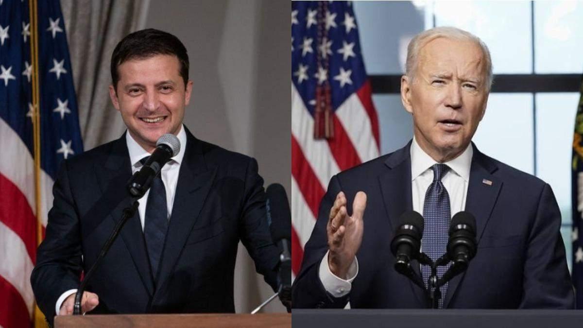 У США и Украины одна позиция, – Кравчук сказала, обсудят ли Зеленский и Байден Донбасс