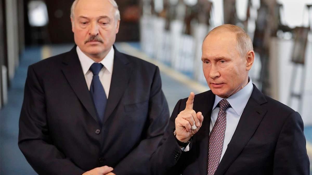 Білорусь може перетворитись на російську губернію: як Лукашенко продає свою країну Путіну - новини Білорусь - 24 Канал