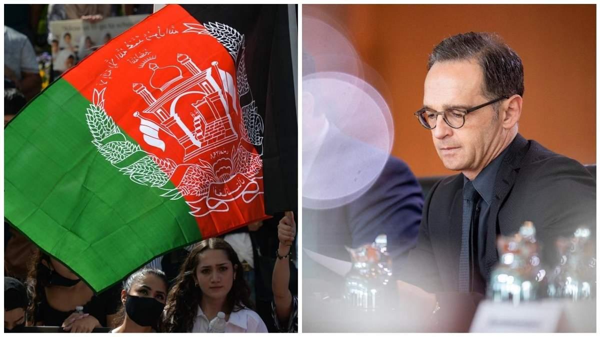 Германия готова к официальным переговорам с талибами