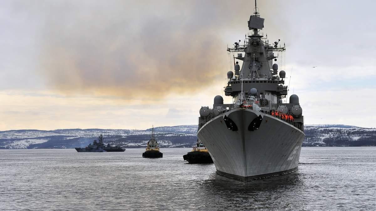 США пожаловались на блокирование Россией судоходства