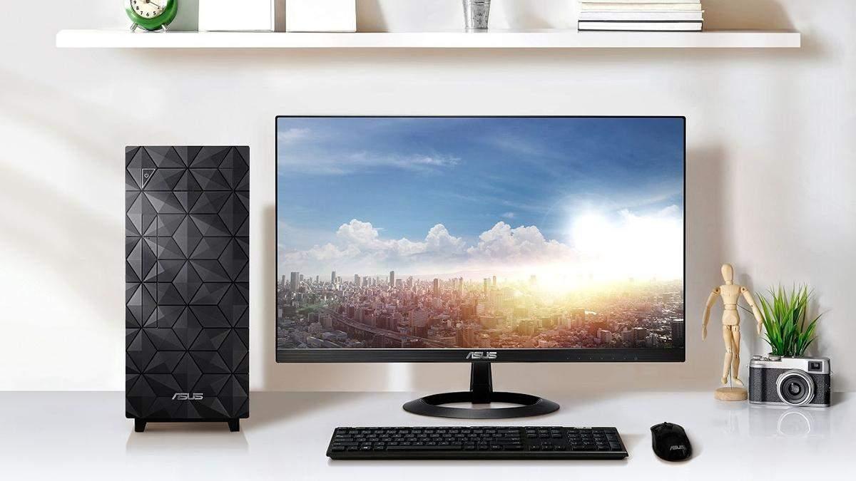 Настільний комп'ютер ASUS S300MA