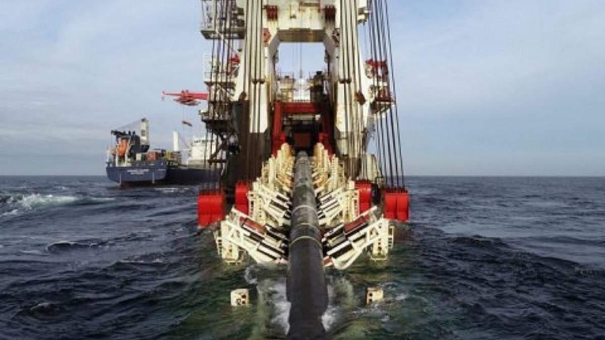 """Украина и США рассматривают """"Северный поток-2"""" как угрозу для европейской энергобезопасности"""