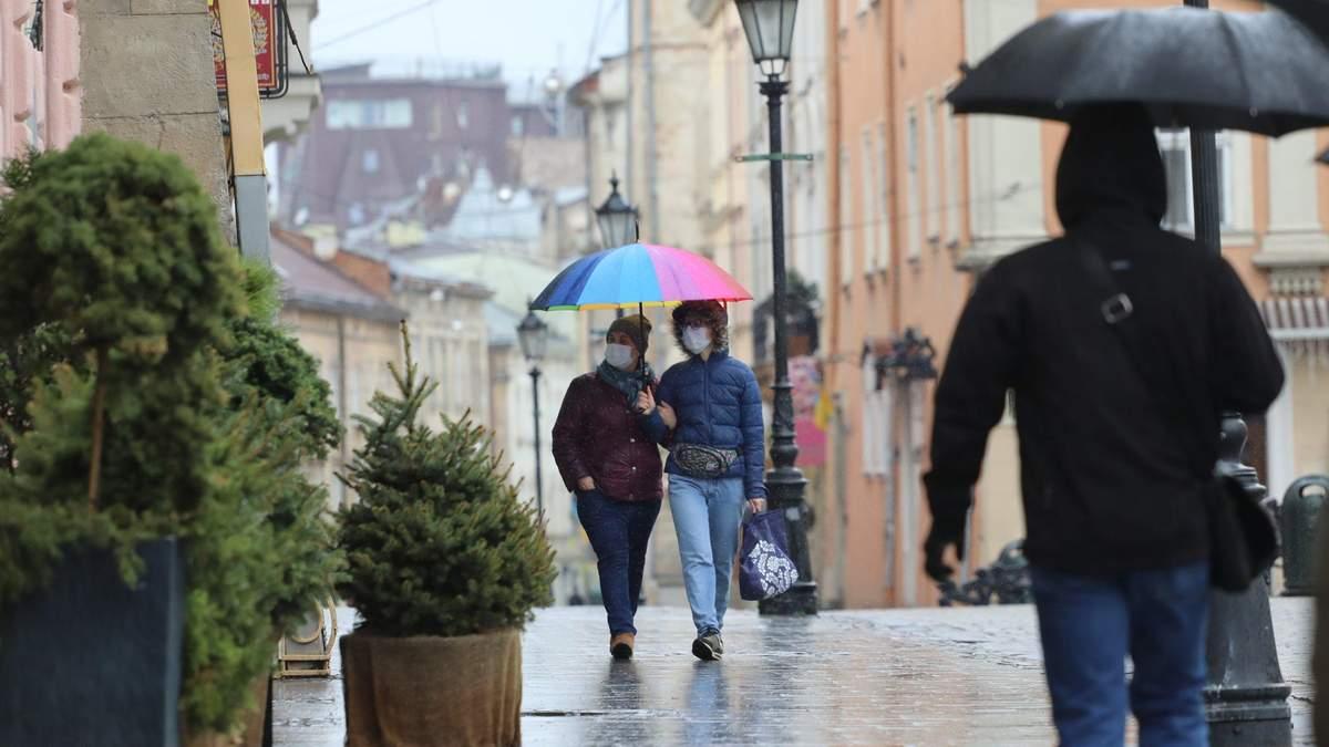На Львівщині вируватиме негода: рятувальники оголосили штормове попередження - Львів