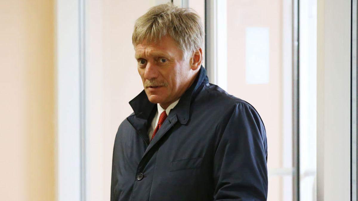 """В Кремле не согласны с США и Украиной в вопросе опасности """"Северного потока-2"""""""