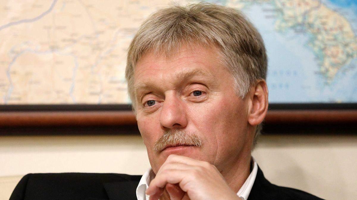 """Військова допомога США """"стане причиною ескалації"""" на Донбасі: гучна заява Кремля - Україна новини - 24 Канал"""