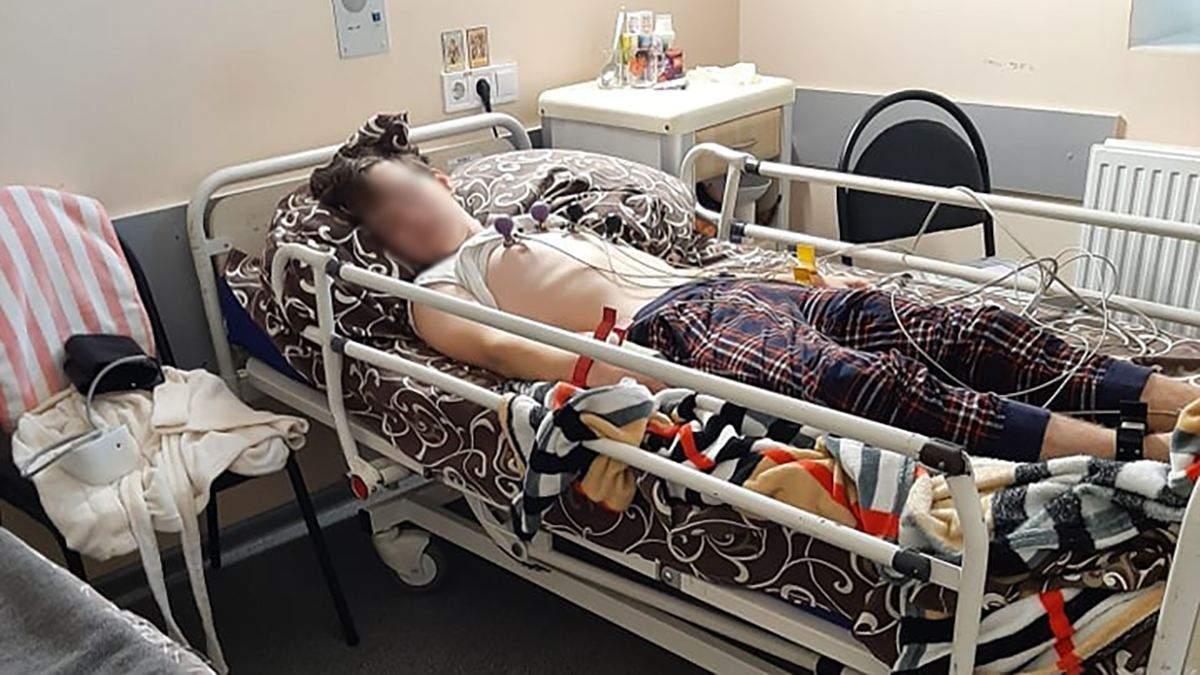 Школяр знепритомнів і впав у кому: виявили серйозну хворобу в хлопця з Дніпра - Україна новини - 24 Канал