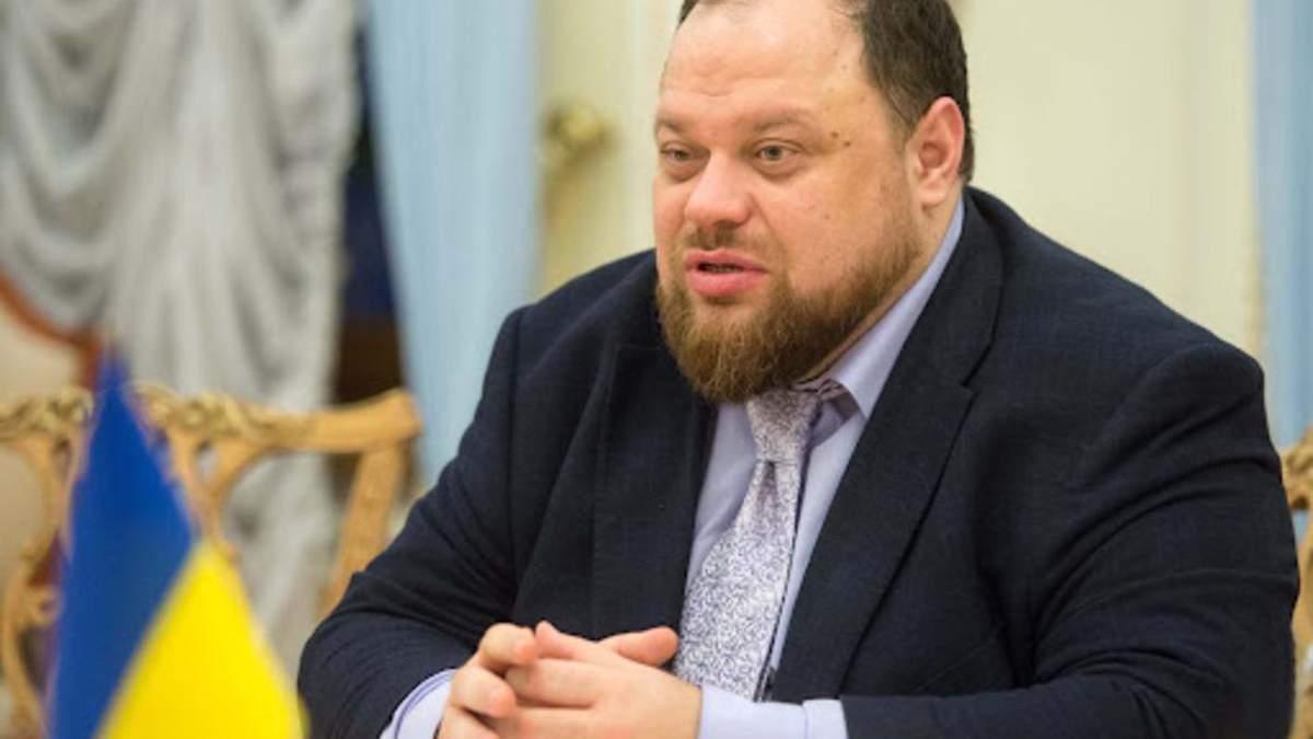 Формальные обстоятельства есть, – Стефанчук рассказал, когда могут распустить парламент
