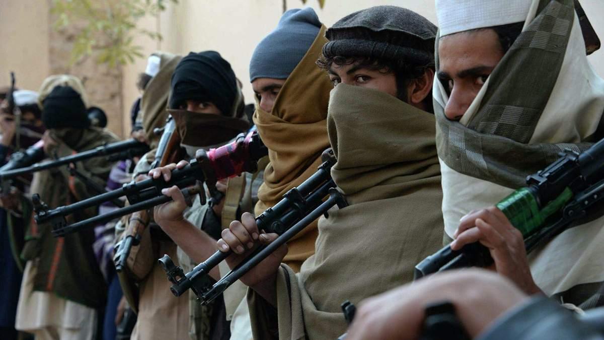"""""""ІДІЛ"""" не зникла: терористи нагадали про себе серією моторошних терактів в Афганістані - 24 Канал"""