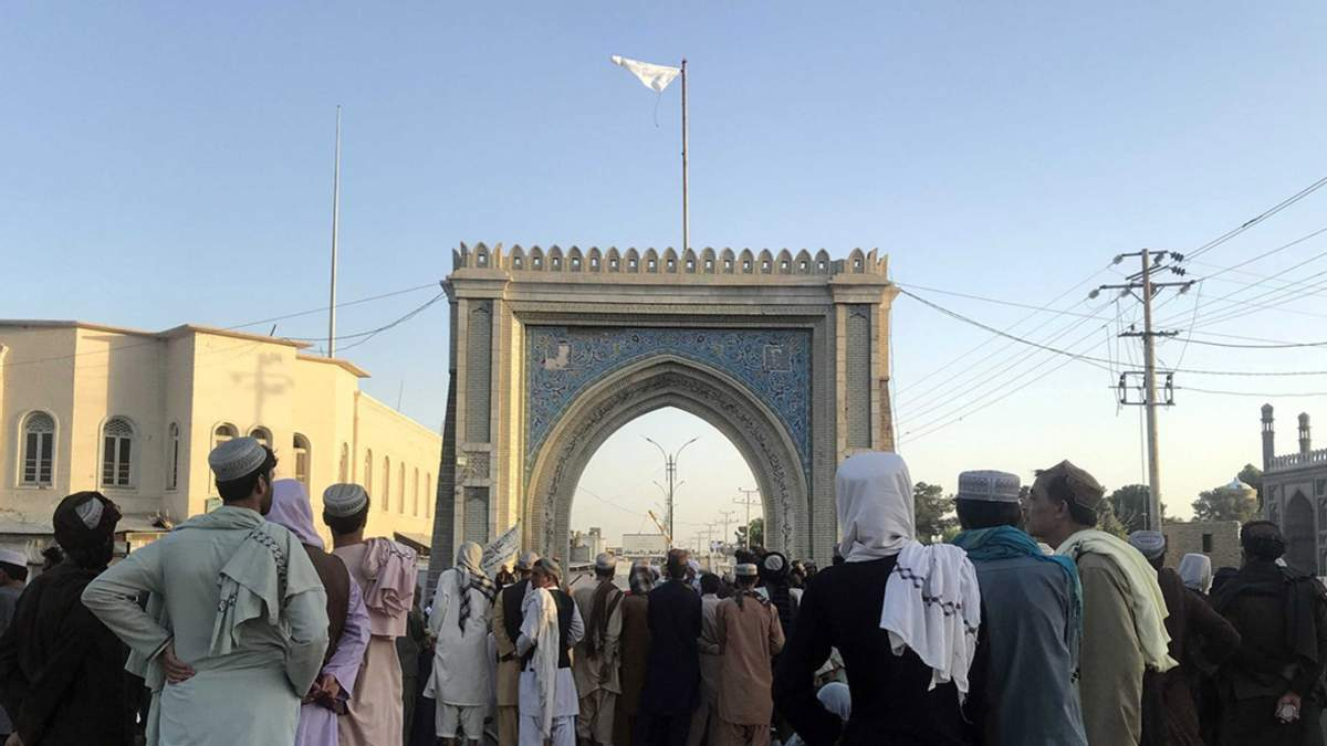 """""""Перепустка на ринки всього світу"""": таліби назвали Китай головним партнером Афганістану - Україна новини - 24 Канал"""