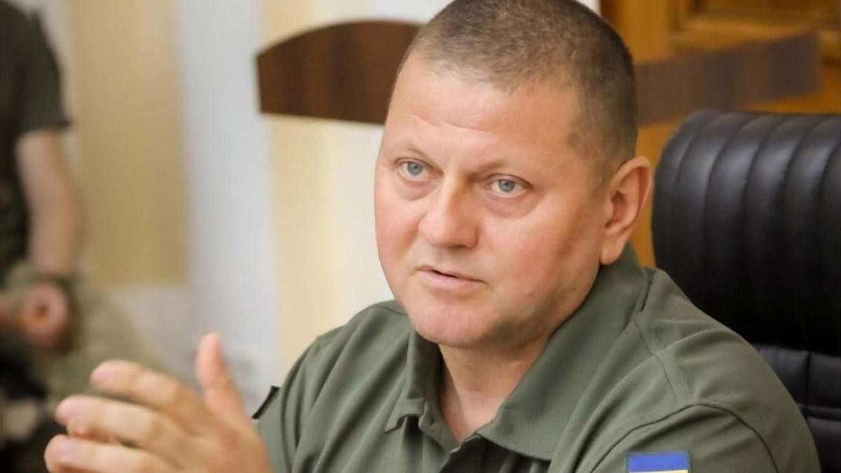 Не только мир на наших условиях, – главнокомандующий ВСУ назвал победу в войне с Россией