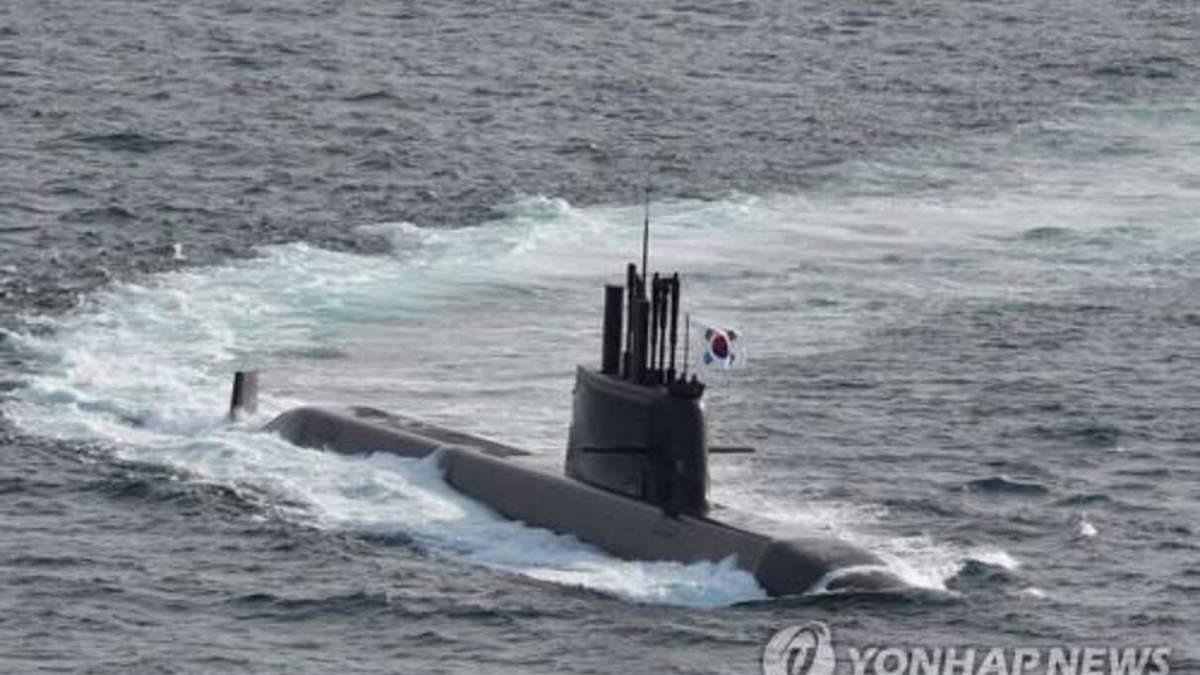 У світі побільшало країн з балістичними ракетами підводного запуску - 24 Канал