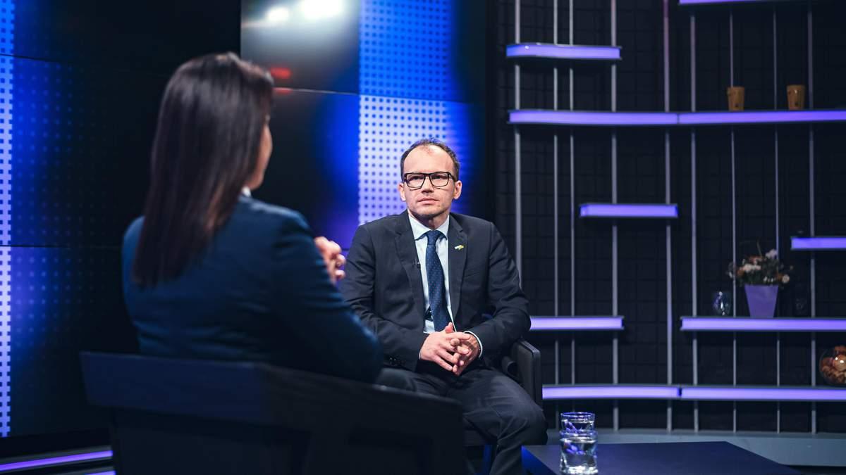 Такий шлак, – Малюська відреагував на ймовірну відставку і сказав, коли піде - Гарячі новини - 24 Канал