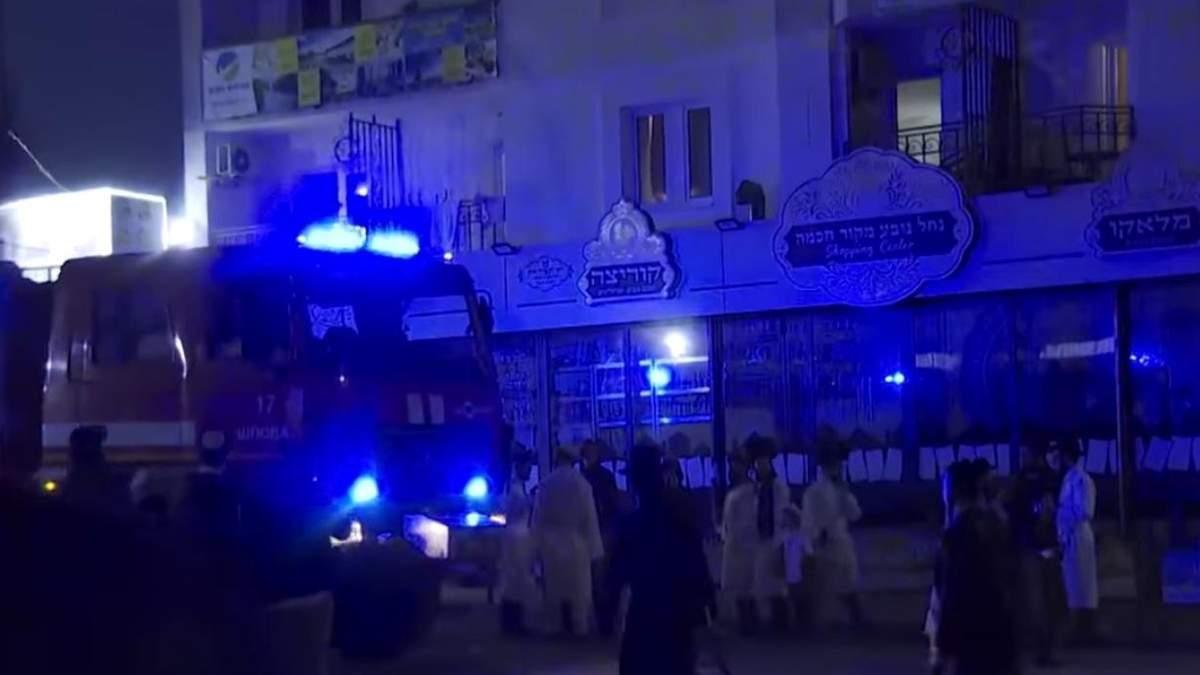 В Умані сталася пожежа в орендованій хасидами квартирі: відео з місця подій - Новини Черкас - 24 Канал