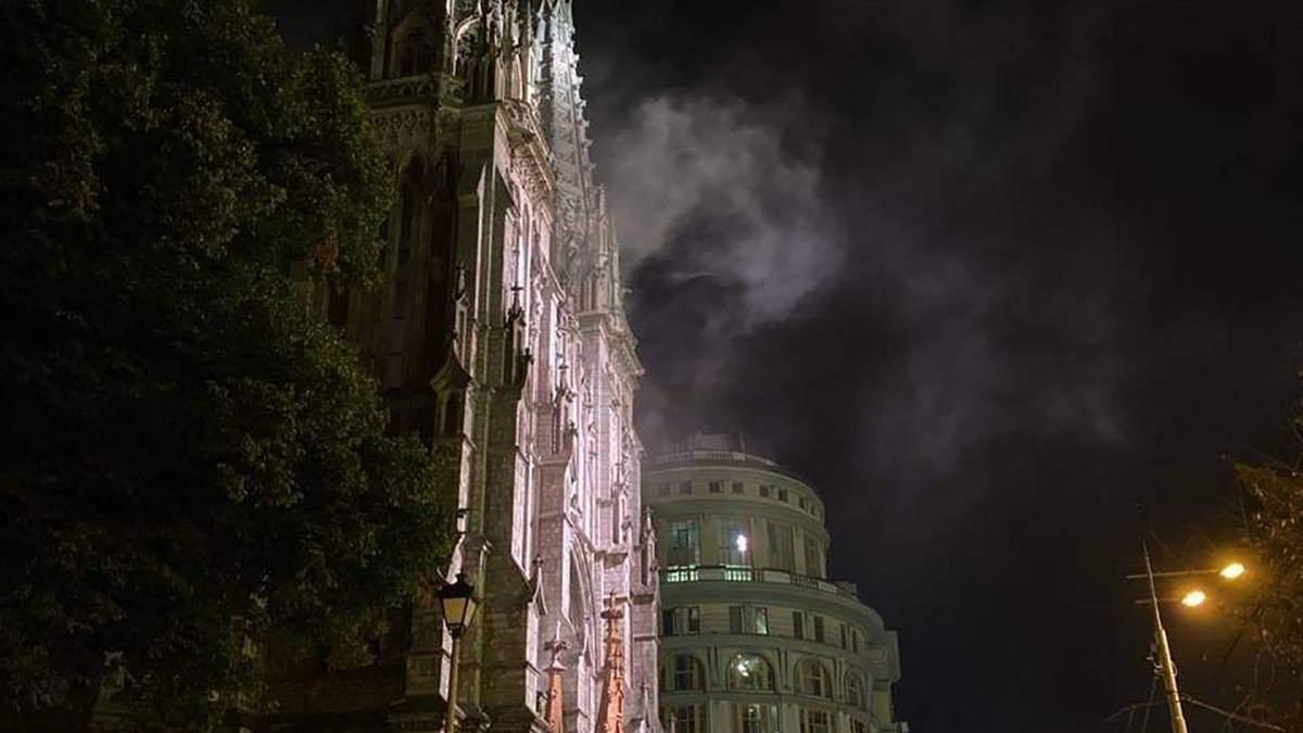 Хто реставруватиме костел Святого Миколая після пожежі в Києві - Новини Києва сьогодні - Київ
