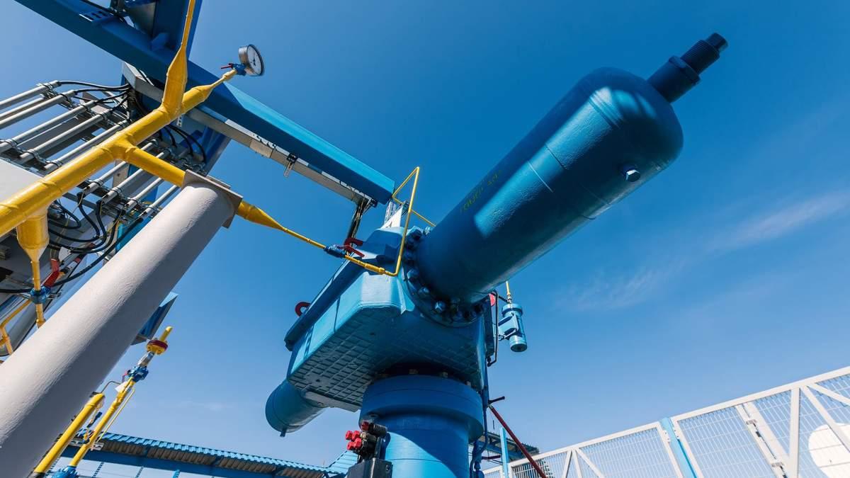 Газпром играет мышцами
